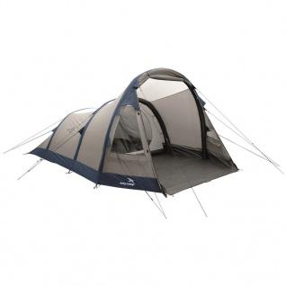 Easy Camp Zelt Blizzard 500 Aufblasbar Grau und Blau 120252