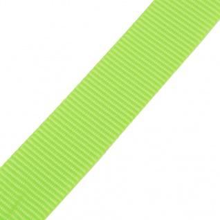 vidaXL Spanngurte 10 Stk. 0, 25 Tonnen 5m×25mm Neongrün - Vorschau 5