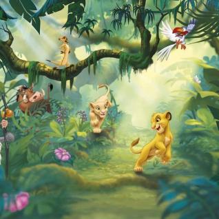 Komar Fototapete Lion King Jungle 368×254 cm