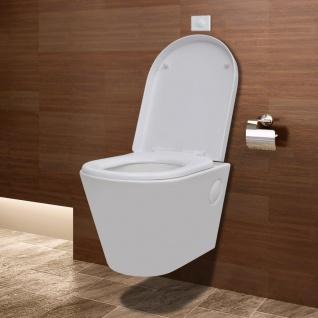 Wand-Hänge WC/Toilette Wandhängend +UP-Spülkasten