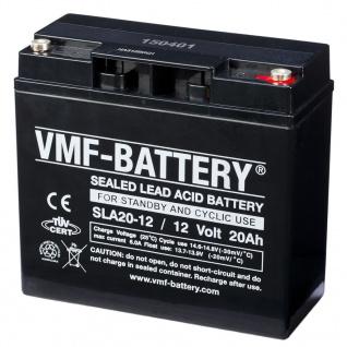 VMF AGM Batterie Standby und Zyklisch 12 V 20 Ah SLA20-12