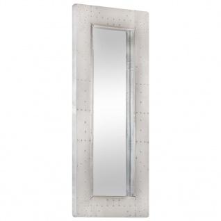 vidaXL Aviator-Spiegel 110x50 cm Metall