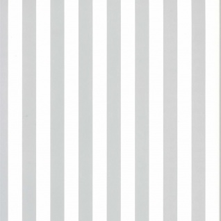 Fabulous World Tapete Stripes Weiß und Hellgrau 67103-3
