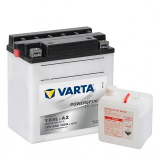 Varta Freshpack Batterie 12 V 9 Ah YB9L-A2