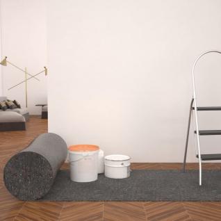 vidaXL Rutschfestes Malervlies 50 m 180 g/m² Grau