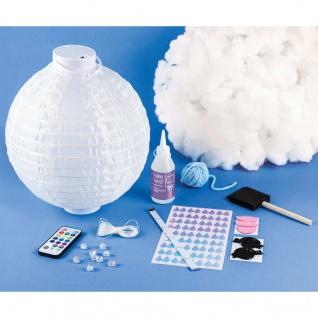 make it real DIY Schwebende Wolken-Lampe - Vorschau 4