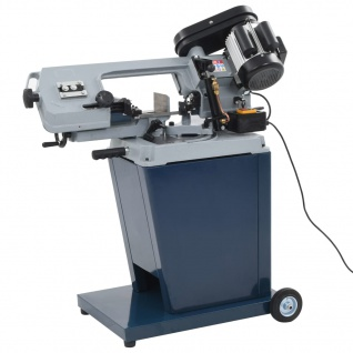 vidaXL Metallbandsäge mit Solidem Untergestell 230 V - Vorschau 3