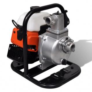 Benzinbetriebene Wasserpumpe 2 Takt 1, 45 kW 0, 95 l