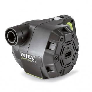 Intex Wiederaufladbare elektrische Luftpumpe Quick-Fill 66642 - Vorschau 4