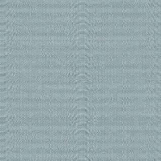 Topchic Tapete Strickmuster Blau und Silbern