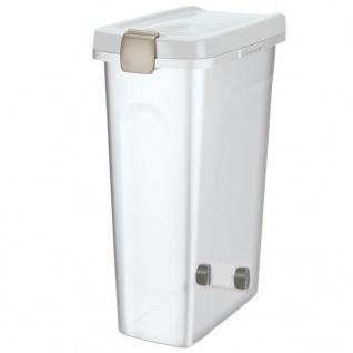 TRIXIE Tierfutterbehälter 40 L Transparent 24668