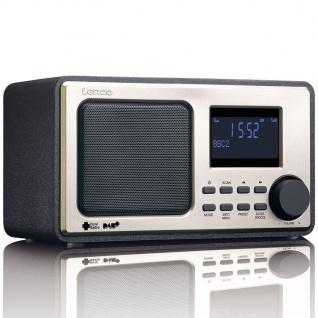 Lenco DAB+ Radio DAR-010 Schwarz