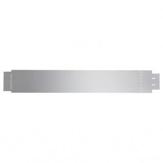 Flexible Rasenkante 20-er Set 100x15 cm Verzinkter Stahl - Vorschau 4