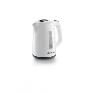 Ariete Kabelloser Elektrischer Wasserkocher 2200W 1, 7 L Weiß
