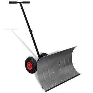 Schneeschaufel mit Rädern - Vorschau 1