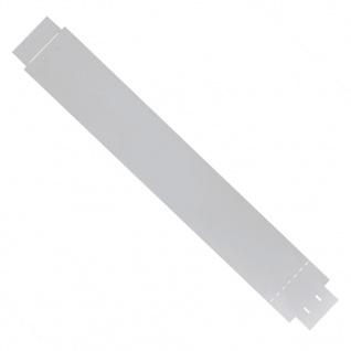 Flexible Rasenkante 20-er Set 100x15 cm Verzinkter Stahl - Vorschau 3