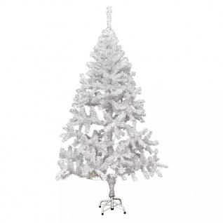 vidaXL Künstlicher Weihnachtsbaum mit Ständer 180 cm 620 Zweige