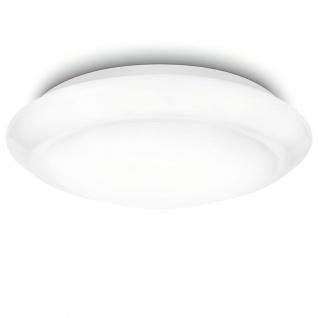Philips LED Deckenleuchte myLiving Cinnabar Weiß 4x 1, 5W 333613117