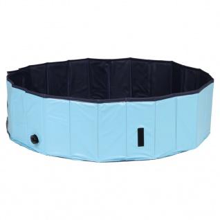 TRIXIE Hundepool 80 x 20 cm Blau 39481