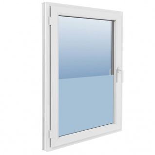 vidaXL Fensterfolie Sichtschutzfolie Milchglas Selbstklebend 0, 9x100 m - Vorschau 3