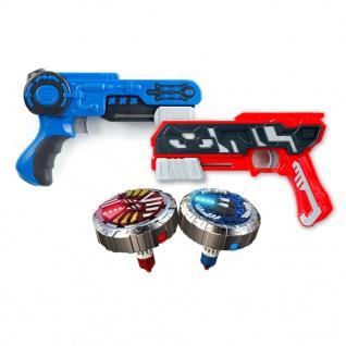 Silverlit Kreisel Mad Duo Battle Pack