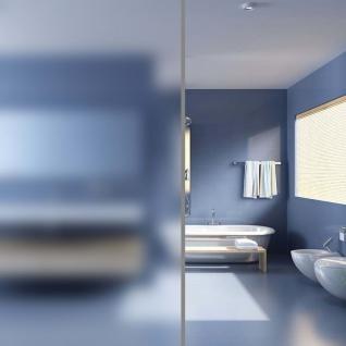 vidaXL Fensterfolie Sichtschutzfolie Milchglas Selbstklebend 0, 9x100 m