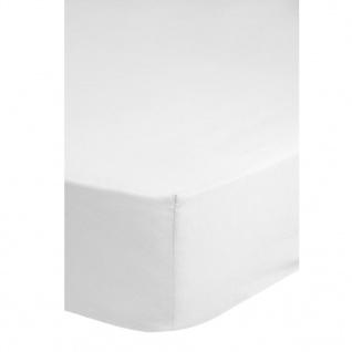 Emotion Spannbettlaken Jersey 90/100x200 cm Weiß 0200.00.42