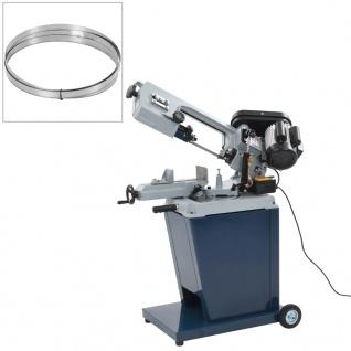 vidaXL Metallbandsäge mit Solidem Untergestell 230 V