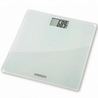 Omron Digitale Personenwaage Weiß 180 kg OMR-HN-286-E