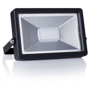 Smartwares LED-Flutlichtstrahler 30 W Schwarz FL1-B30B