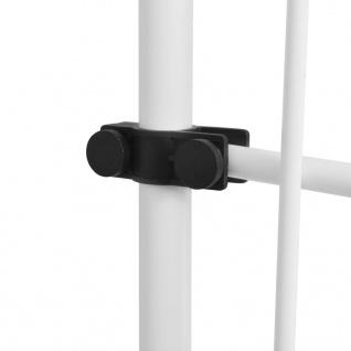 vidaXL Einziehbare Markise Handbetrieben 300 cm Gelb/Weiß Gestreift - Vorschau 5