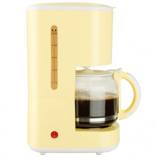 Bestron Kaffeemaschine 1080 W Vanillegelb ACM300EVV - Vorschau 3