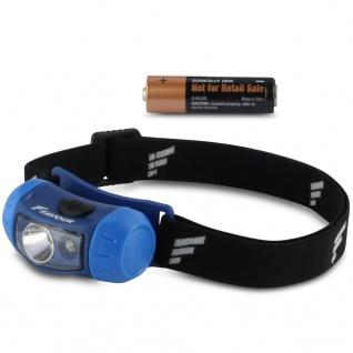 FAVOUR Stirnlampe AIRBAND 100 lm Blau H1411