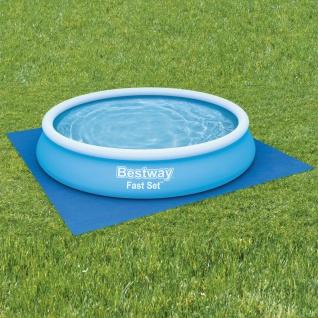 Bestway Pool-Bodenplane Flowclear 396×396 cm
