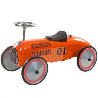 Retro Roller LoopAuto Charley Kinderauto Rutscher Rennwagen