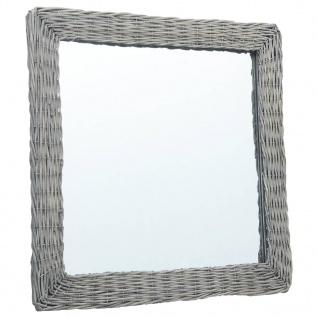 vidaXL Spiegel 60x60 cm Weide - Vorschau 2