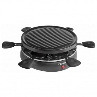Bestron Raclette-Grill ARC650 800 W Schwarz