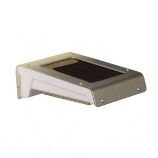 Luxform Solar-LED-Außenwandleuchte Madison 34105