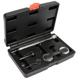 YATO Vierteiliges Motoreinstellungs-Werkzeug Set Audi VW YT-0601