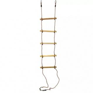 Swing King Strickleiter mit 5 hölzernen Sprossen 2521104