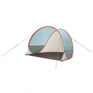 Easy Camp Pop-Up Strandzelt Ocean Grau und Blau 120299