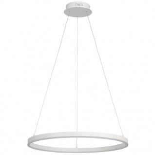 Wofi LED-Hängeleuchte Vaasa 60x150 cm Weiß