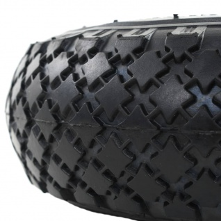 vidaXL Sackkarrenräder 4 Stk. Gummi 3, 00 - 4 (260x85) - Vorschau 5