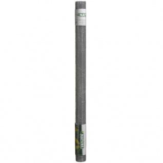 Nature Maschendraht Viereckgeflecht 0, 5x5 m 13 mm verzinkter Stahl - Vorschau 4