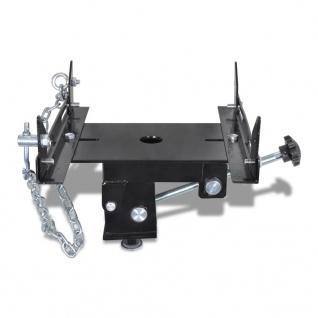 Getriebheber Motorheber Adapter Getriebeadapter 500 kg Kapazität - Vorschau 2