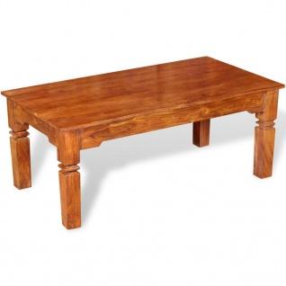 vidaXL Couchtisch Massivholz 100×60×45 cm