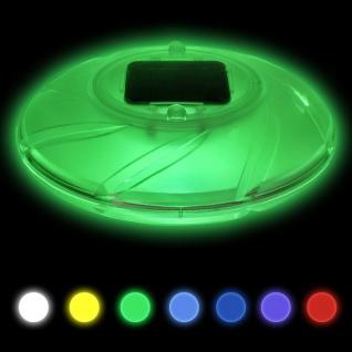 Bestway Schwimmende Solarlampe 58111
