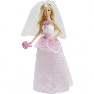 Barbie Brautpuppe CFF37