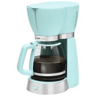 Clatronic Kaffeemaschine KA 3689 1, 7 L 1000 W Mintgrün