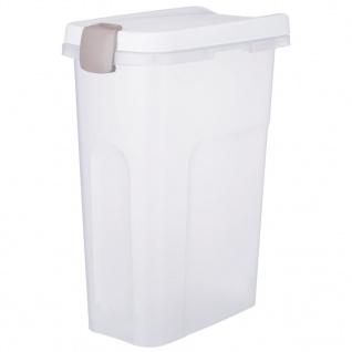 TRIXIE Tierfutterbehälter 25 L Transparent 24667